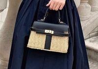 このバッグ どこのブランドか教えてほしいです。