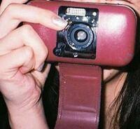 このフィルムカメラの機種名はなんでしょうか?? ご存知の方教えてください。