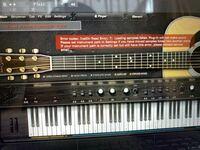 studio oneでAmple Guitar M Lite Ⅱを使いたいのですが画像のようなエラーが出てしまいます。 settingからinternet pathの欄をAGML Libraryのフォルダに指定してみても駄目でした...  解決のヒントでも良いのでどなたか教えていただけるとありがたいです!