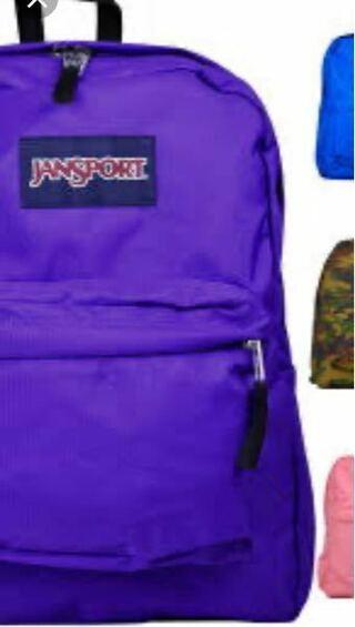 ジャンスポーツ,リュック,紫色,通販,お店