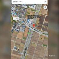 小田原厚木道路に詳しい方教えてください。 伊勢原インターの出口はありますか? 地図で見ても入り口しか見当たらず、出口を探せませんでした。 教えてください。