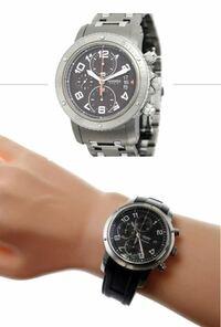 エルメスの腕時計でも、このあたりのクリッパーはカッコいい方だと思いますか?