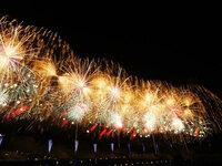 新潟県長岡市の花火大会が中止になったことで市民はガッカリですか?