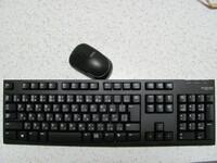 エレコムの無線キーボード・マウス付(TK-FDM063BK)についてわからない事があります。 既製品のNEC一体パソコンの代替キーボードとして購入しましたが、このキーボードにはパソコンを起動させるボタンや動画を観...
