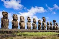 沖縄からイースター島まで続くムー大陸は存在したと思いますか。  ・。・?