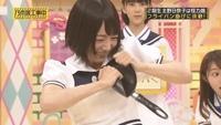 乃木坂の北野日奈子さんはフライパンを曲げる怪力を持ってますが,この時,力を込める為にフライパンに大嫌いな奴の顔をオーバーラップさせてると思いますか?