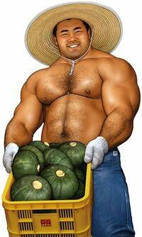 ラディッツに殺られてしまった戦闘力5の農夫のオジサンが、もしも↓この人だったら、どうなったと思いますか?
