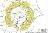 都心40km圏内となると、茨城とか千葉でも、八王子とかと同じくらいの地価になる?