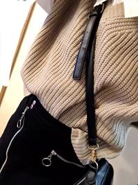 女子高校生です。この服の組み合わせはダサすぎますか?靴は厚底スニーカーです。 ダサすぎる場合、この服はどのようなコーデに使えますか?