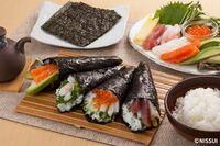 手巻き寿司、なにが好き?