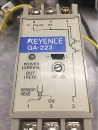 センサー配線 下記のセンサー配線はどのようにすればいいですか?