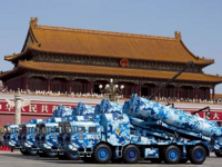 最近、中国が軍備を増強してますが、周囲の国は、つきあい程度の軽武装かハリボテにとどめて、外交的に軽くあしらって、無戦争状態に放っておく方が、経済的には有利ではありませんか? 釣られて軍拡するのは、無...