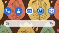 Google pixel 4aのホーム画面の下にある検索バー(ウィジェット?)を消す方法はありますか?長押ししても削除できないので……