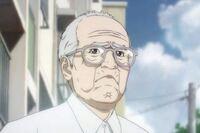 このおじいさんはだれ?