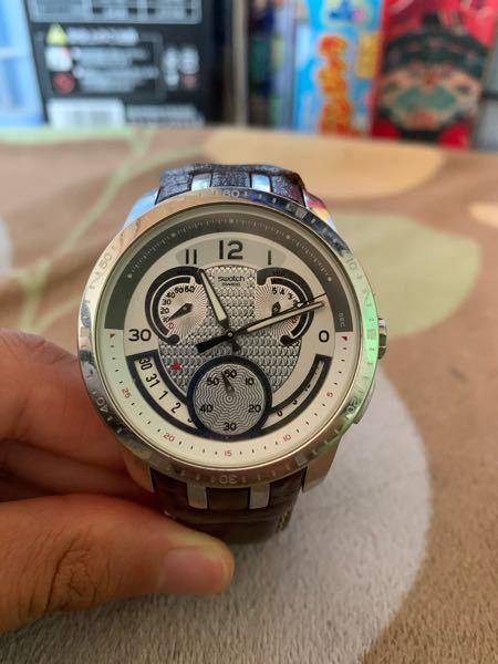 このスウォッチの時計の型番が知りたいです。