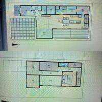 新築間取りについてご意見をください。 添付した画像の間取りについて、問題点などご指摘頂けますと幸いです。 宜しくお願い致します。