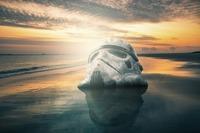 スターウォーズの、銀河帝国軍のストームトルーパーについて。 ストームトルーパーってあまりにも弱すぎる..............   ①まず、なぜあんなに弱いアーマーを帝国軍は着用させてるんでしょうかね。 ライト...