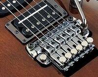 ギターのアンカーボルト?の部品がナメてしまって取れなくなってしまいました。 Ibanezのこのタイプのブリッジなのですが替えの部品はどうすれば手に入るでしょうか? お店を寄ってみましたがそれらしい部品は売ってなくて… また六角がナメて取れなくなってしまった場合リペアに出したらどのくらいの費用がかかるのでしょうか? (画像は参考の物です。)  よろしくお願いします!