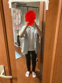 バイトの面接に行く服装ってこんな感じで大丈夫でしょうか?(高校2年生です)
