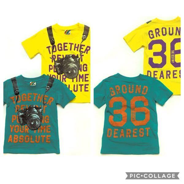 中学生でこのTシャツはどうですか?中学生らしいですか?