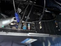 PCマルチディスプレイが検出されません。 【モニター1】 PC HDMI→モニター◎  【モニター2】 PC 16ピン(青色)→モニター✕ PC HDMI→モニター✕  やって見た事  1、再起動 2、ディスクトップで右クリック→システム→デ...