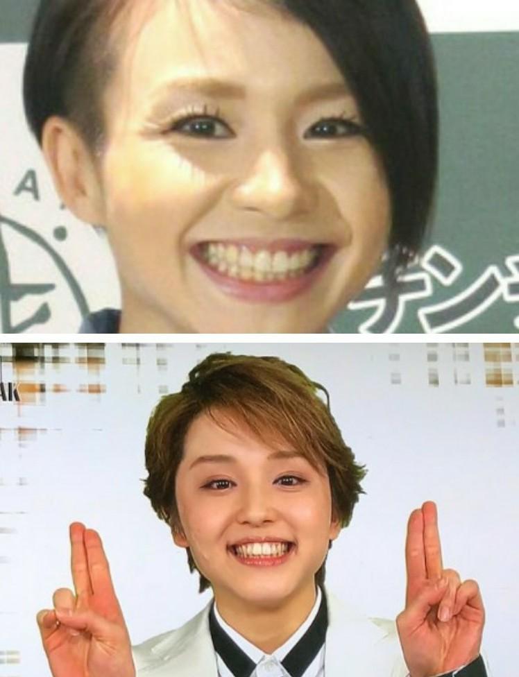 暁千星さんって、misonoさんに 似てませんか?!