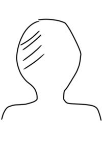 髪の毛が生える角度が斜めになってて髪型が潰れてしまうのですが、綺麗になる方法はありませんか