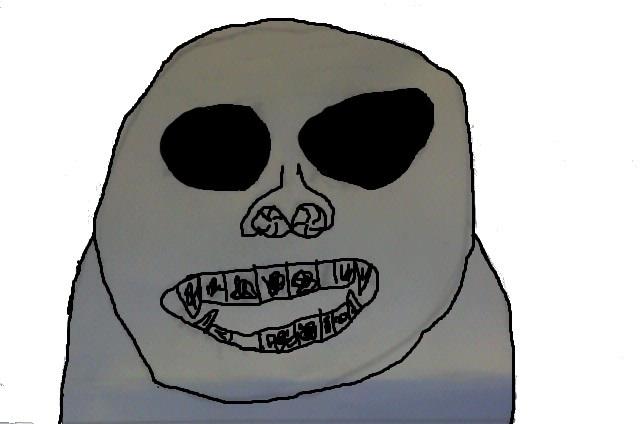 僕が学校で描いた萌え絵ですが、友達に見せたら めっちゃ可愛いって言われました。 しかし、一人の友達からは「キモい」と 言われました。 なぜですか?