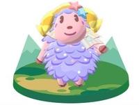 あつまれどうぶつの森にて、 羊の住民を島に集めているのですが、 サンリオカードの羊住民の「エトワール」は あつもりには呼べないのでしょうか?