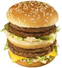マクドナルドにあった メガマックは好きですか?