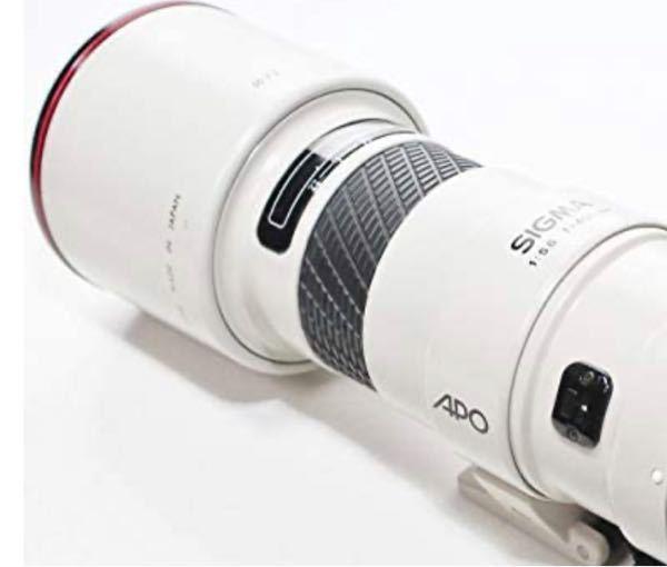 Nikon DS3500にsigma af apo 400mm 5.6レンズは 装着可能でしょうか?