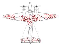 ウィキペディアの生存者バイアスで使われてる画像の機体は何かわかりますか? ぱっと見B-26に似てるように見えますが。
