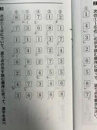 漢文が苦手です。定期テストがあるのにワークの答えがないから合ってるかもわかりません。 丸付けとアドバイスしていただけたら嬉しいです