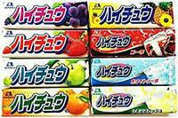 森永ハイチュウと、ハロウィンジャンボ宝くじなら、どっちが人気かな?