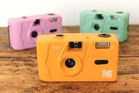 Kodak M35のフィルムカメラについてなのですが、 現像する際は写ルンです同様そのままカメラ本体ごと渡してよろしいのでしょうか。フィルムを変えたら何度も使えると思い購入しましたがいまいち流れが掴めておりません。