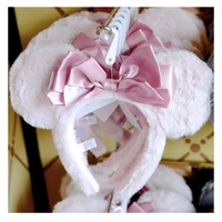 このミニーちゃんのもふもふのカチューシャって現在東京ディズニーランドで販売されていますか?