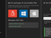 ffmpegをダウンロードしたいです。(Windows版) どちらを選べばいいですか?