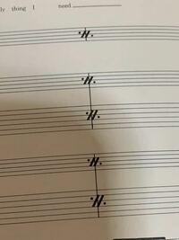 TAB譜のこの記号の意味がわかりません。 独学でやっているのでどなたか分かりやすく説明していただけると嬉しいです。