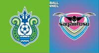 J1 リーグ第13節のホーム 湘南ベルマーレ vs サガン鳥栖 の予想スコアをお願いします。⚽️✨