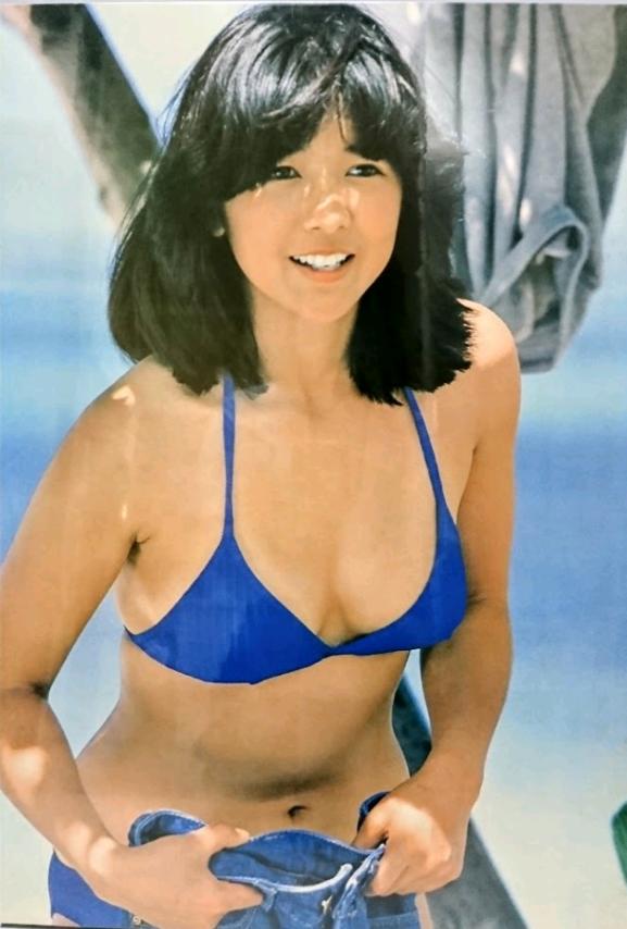 宮崎美子さんが61歳にして水着姿を披露しました。 若い頃のピチピチなお姿を知っている者からすると、すこし残念な気もしますが、皆さんはどう思われますか?