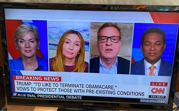 アメリカの東部では 夜の2時過ぎに アメリカ大統領選挙の 討論会の総括を テレビで見る人とかいるのですか? アメリカの西部なら 生放送なら、見ているでしょうか?