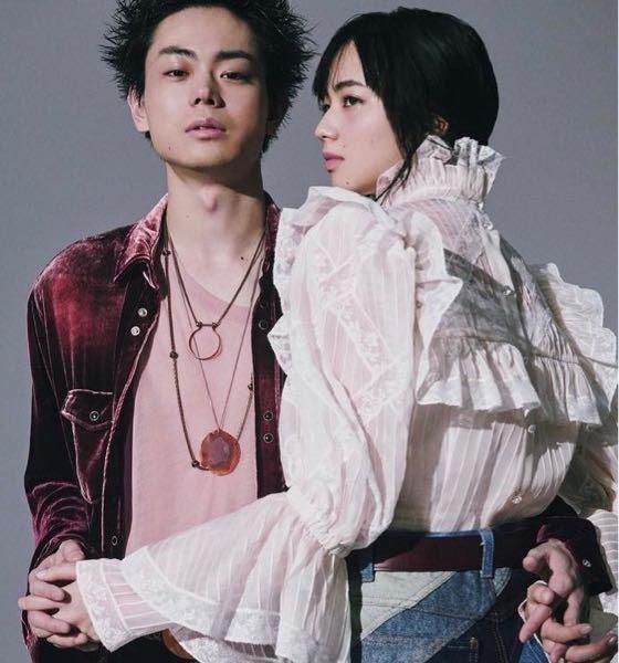 菅田将暉さんと小松菜奈さんってお似合いじゃないですか? 雰囲気似てますよね。