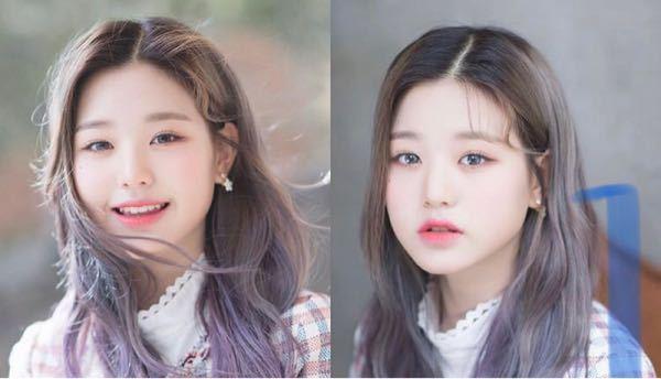 この韓国アイドルの名前を教えて欲しいです