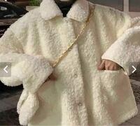 地雷服をよく着ているのですが時期も寒くなってきて、羽織るものが欲しくなります。 どうゆうのが似合いますかね? ちなみに、これは地雷服に似合いますかね?