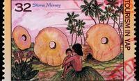 原始時代の、大きい石のお金って どうやって使っていたんでしょうか?