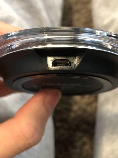 このコードの形は何でしょうか? PS3のコントローラーを充電するコードと同じかと思いましたが少...