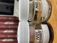 プラモデルのエアブラシ塗装をするときのツールクリーナーとして、富士教材のツールクリーナーNEXTを使用し始めたのですが、 エアブラシのうがいをした後の廃棄する溶剤を再利用のためにスペアボトルに移している...