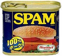 スパム好きですか?