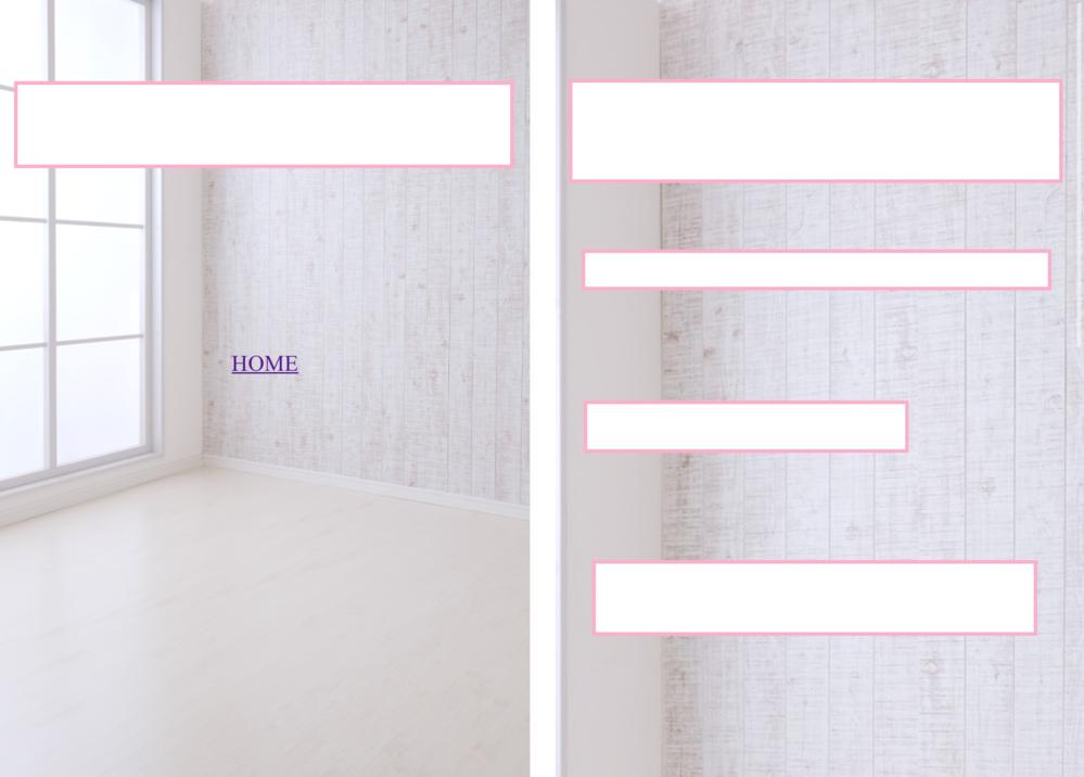 CSSの背景画像設定で、スマホサイズを設定したときに、 文字を入れる前はちゃんと理想通り(実際の画像の中心に来るように)なるのですが、 文字を入れた途端に背景画像が拡大してしまいます。 また、固...