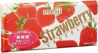 ★ 明治ストロベリーチョコレート 好きですか?